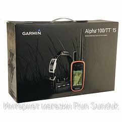 Garmin Alpha 100 +TT15 ошейник