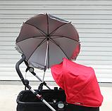 Парасолька для коляски, велосипеди, фото 4