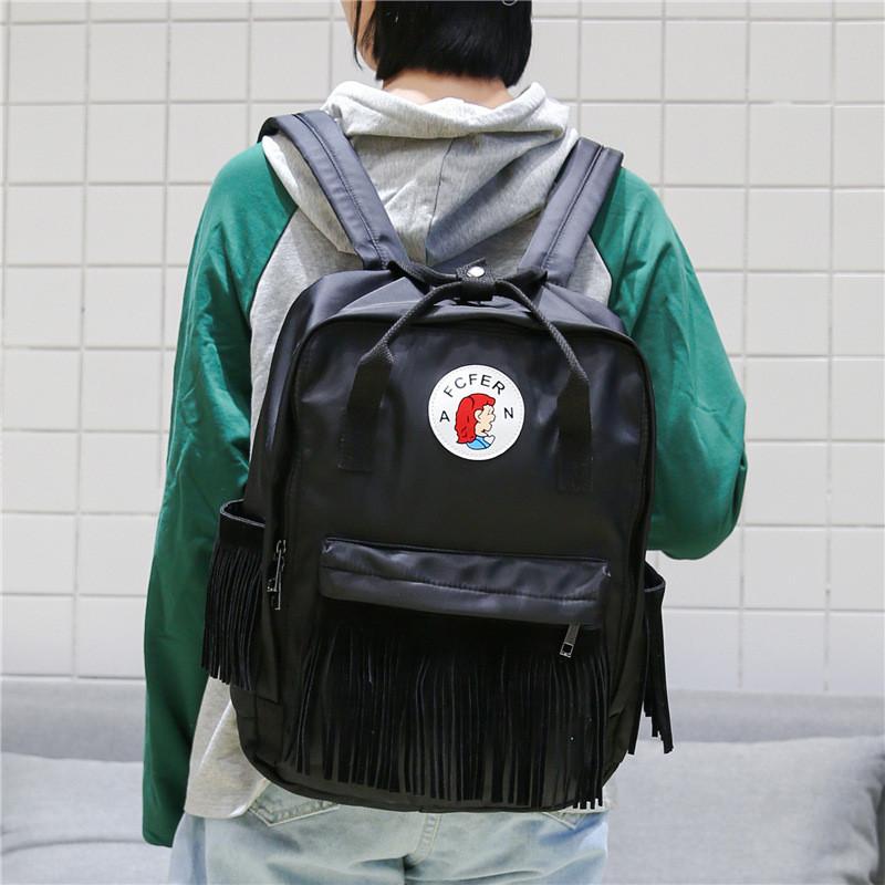 Сумка-рюкзак из нейлона