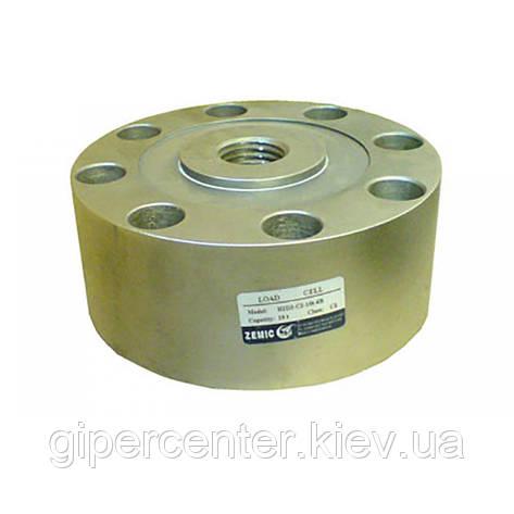 Мембранный тензодатчик Zemic H2D3-C2-1,0t-5B до 1000 кг, фото 2