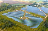 Нову сонячну електростанцію запущено на Хмельниччині