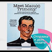 Набор теней The Balm Meet Matt(e) Trimony