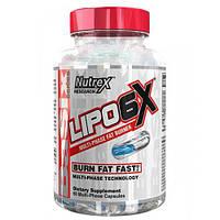 Nutrex Lipo 6X 60 caps