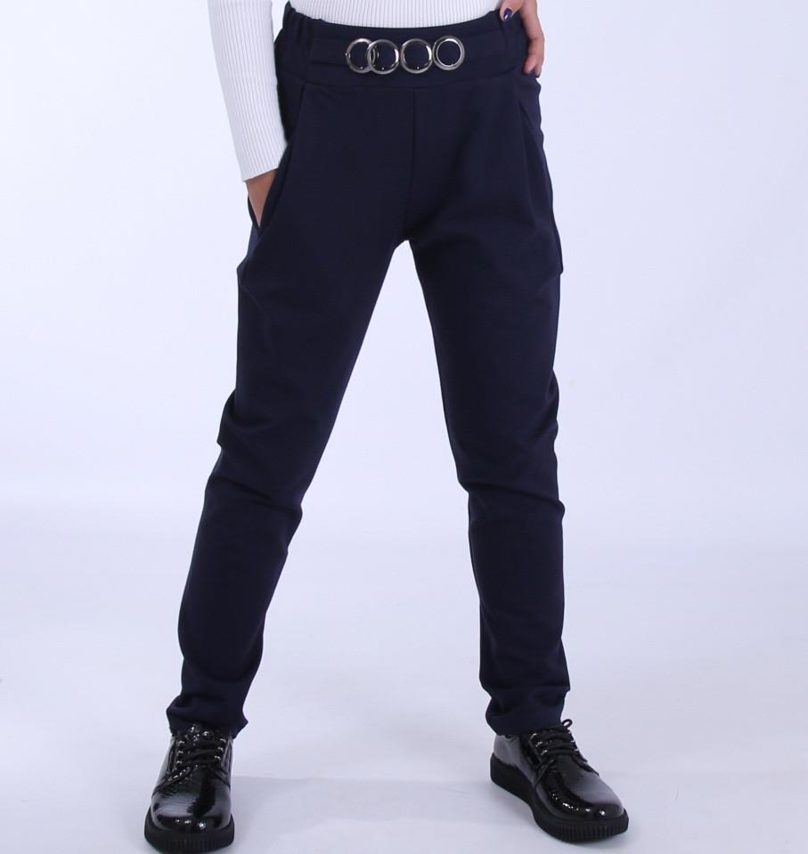 Детские школьные брюки от Bear Richi  для девочки 561309,  122-162