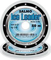 4507* Леска моно зимняя Salmo ICE LEADER 50м 0,08-0,22