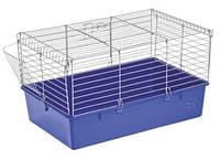 Природа Клетка «Кролик 70» для крупных декоративных грызунов хром 70х45х40 см