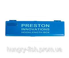 Поводочница Preston New Hooklength Long Box