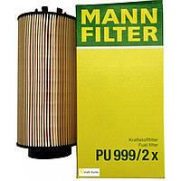 Фильтр топливный DAF CF 75, CF 85, XF 95 Евро-3 OE 1529649 MANN PU999/2X