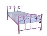 Односпальная детская кровать для девочки Принцесса