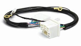 Жгут проводов подрулевого переключателя света ВАЗ 2108-15, 1117-19, 2123, 2170, при уст. усил. руля