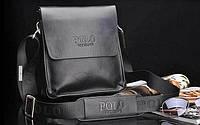 Кожаная сумка POLO
