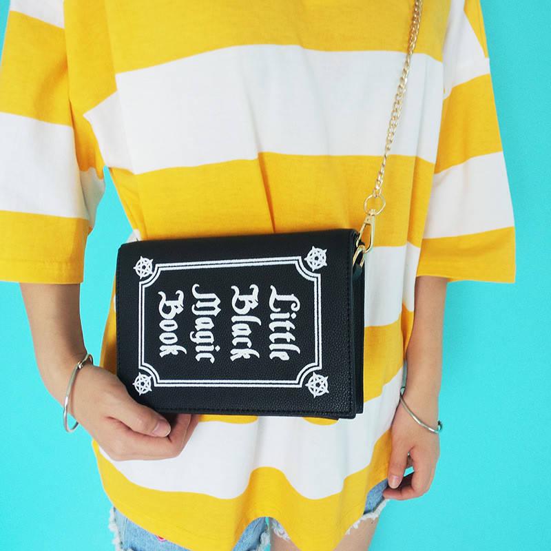 Маленькая сумочка Black Book