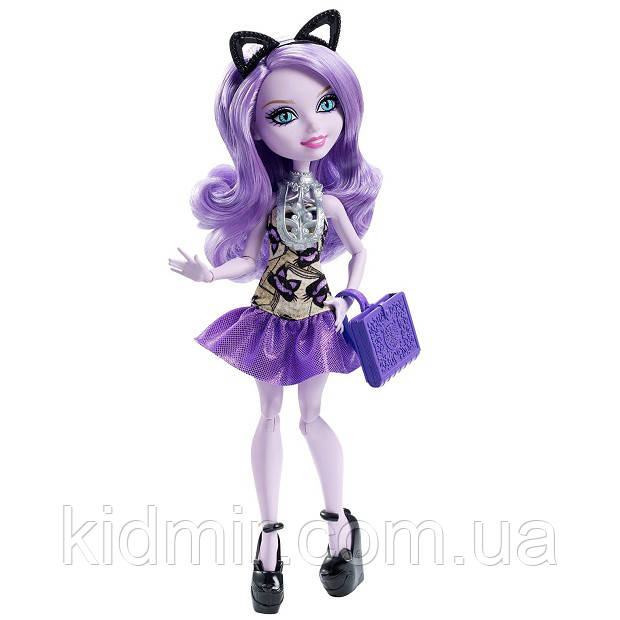 Кукла Ever After High Китти Чешир (Kitty Cheshire) из серии Book Party Школа Долго и Счастливо