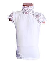 Нарядная водолазка для девочки в школу. Школьные блузки.