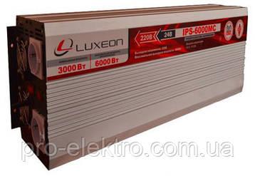 Инвертор Luxeon IPS-6000MC, фото 2
