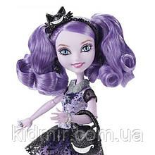 Кукла Ever After High Китти Чешир (Kitty Cheshire) Базовая ПЕРЕВЫПУСК Эвер Афтер Хай