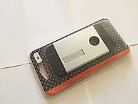 Чохол   бампер силіконовий Iphone 5S червоний