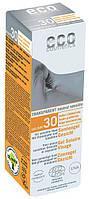 Гель для лица SPF 30 с экстрактом граната и облепихи ECO Cosmetics