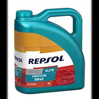 REPSOL ELITE COMPETICION 5W-40 4L