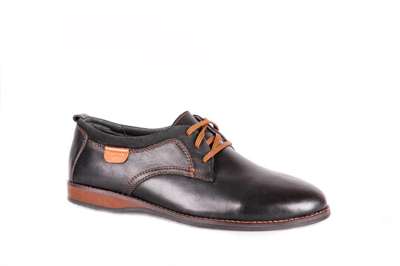 Шкіряні туфлі в спортивному стилі по вигідній ціні - купи якісне взуття і ми його доставимо за 1-3 дня