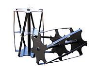 Роторная борона для мотоблока S-24мм РБ1