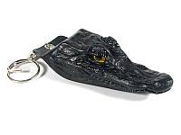 Брелок из головы крокодила RIVER (CM 1)
