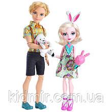 Набор кукол Ever After High Банни и Алистер (Bunny and Alistair) из серии School Spirit Школа Долго Счастливо