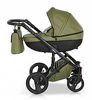Детская коляска Verdi Mirage 2 в 1 зеленый цвет
