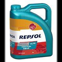 REPSOL ELITE COMPETICION 5W-40 4+1L