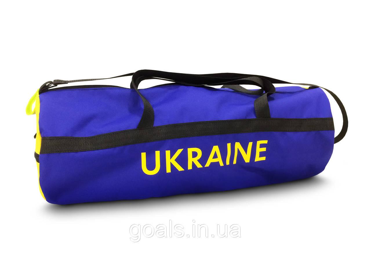 """Сумка спортивная """"Тубус Ukraine"""""""