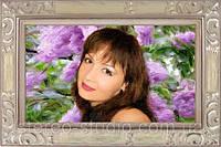 Портрет под масло на холсте А3, фото 1