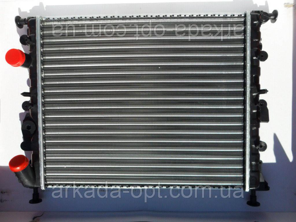 Радиатор охлаждения основной Renault CANGOO  Dacia Logan 1.4 8V Dacia Logan 1.5 8V Дачия Логан Рено 1.6 8V