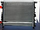 Радиатор охлаждения основной Renault CANGOO  Dacia Logan 1.4 8V Dacia Logan 1.5 8V Дачия Логан Рено 1.6 8V, фото 2