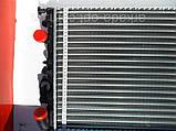 Радиатор охлаждения основной Renault CANGOO  Dacia Logan 1.4 8V Dacia Logan 1.5 8V Дачия Логан Рено 1.6 8V, фото 3