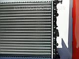 Радиатор охлаждения основной Renault CANGOO  Dacia Logan 1.4 8V Dacia Logan 1.5 8V Дачия Логан Рено 1.6 8V, фото 4