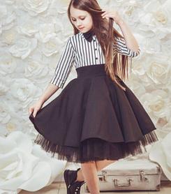 Сукня комбіноване