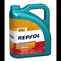 REPSOL AUTO GAS 5W-40 5L