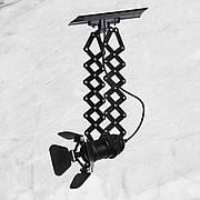 Прожектор на треке (52-24 черный)