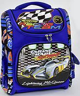 Школьный ортопедический рюкзак Hot Wheels, фото 1