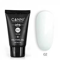 Полигель Canni №01 прозрачный, 45 гр