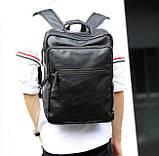 Мужской городской рюкзак, фото 4