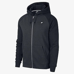 a49e746b Толстовка Nike Sportswear Optic Full-Zip Hoodie 928475-010 (Оригинал), фото