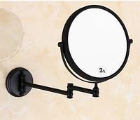 Зеркало настенное черное 6-056, фото 1