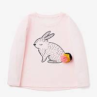 Кофта для девочки Fluffy Bunny Jumping Beans