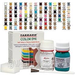 Как покрасить обувь краской Tarrago Color Dye в домашних условиях.