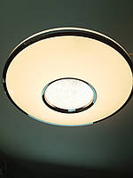Потолочный Светильник LED-CRYSTAL-S- RM 30W с пультом ДУ, фото 1
