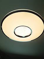 Потолочный Светильник LED-CRYSTAL-S- RM 30W с пультом ДУ