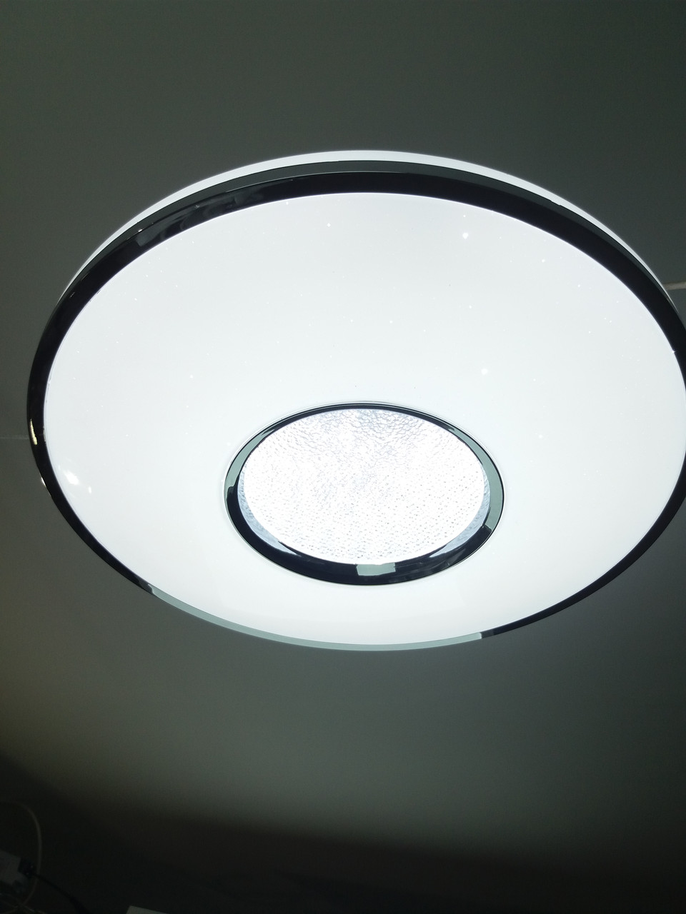 Потолочный Led cветильник SMART-60W-017 с пультом ДУ