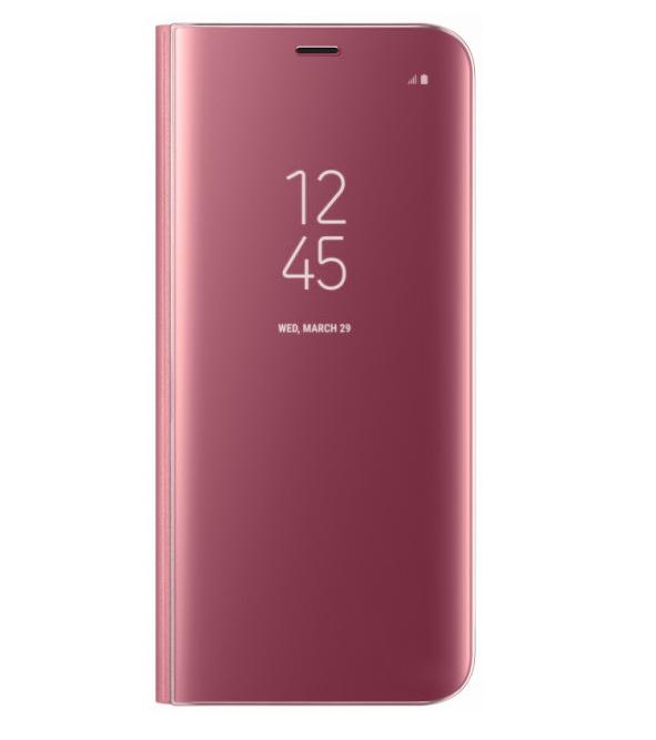 Чехол-книжка Original mirror Samsung Note 9 Pink