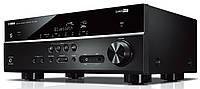Yamaha RX-V385 Black 4K Ultra HD AV ресивер 5.1